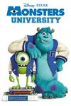 Monsters University (Books) - plakat 61x91,5 cm