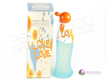 Moschino I Love Love (W) edt 100ml