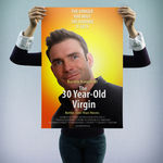 "Personazliowany Plakat Filmowy: ""The 30 Year-Old Virgin"""