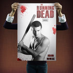 "Plakat Filmowy ""The Running Dead"""