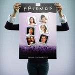 "Plakat Filmowy ""Best Friends"""