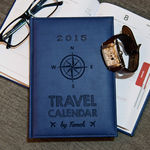 Travel Calendar - kalendarz